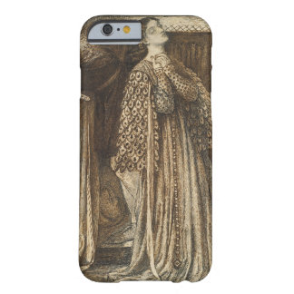 Sir Launcelot in Queen's Chamber Dante Rossetti Barely There iPhone 6 Case