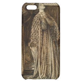 Sir Launcelot in Queen's Chamber Dante Rossetti Case For iPhone 5C