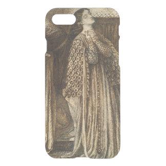 Sir Launcelot in Queen's Chamber Dante Rossetti iPhone 8/7 Case