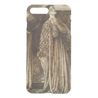Sir Launcelot in Queen's Chamber Dante Rossetti iPhone 8 Plus/7 Plus Case