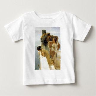 Sir Lawrence Alma-Tadema A Coign Of Vantage Baby T-Shirt