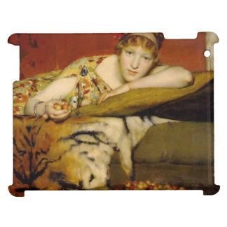 Sir Lawrence Alma-Tadema - Dutch Victorian painter iPad Cases