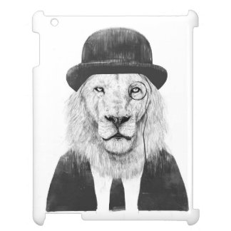 Sir lion case for the iPad