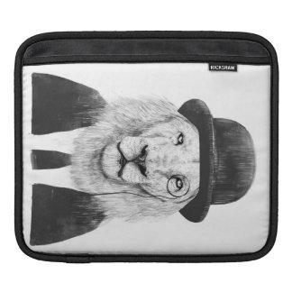 Sir lion sleeve for iPads