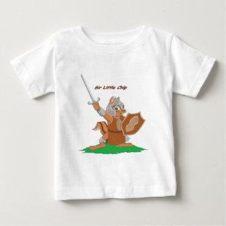 Sir Little Chip del bosque de Mythale Playera De Bebé