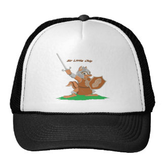 Sir Little Chip of the Mythale Forest Trucker Hat