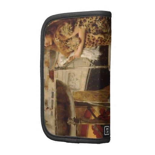 Sir Lorenzo - preparación de Tadema- en el coliseo Organizadores