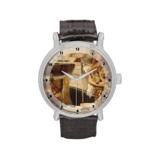 Sir Lorenzo - preparación de Tadema- en el coliseo Relojes De Mano