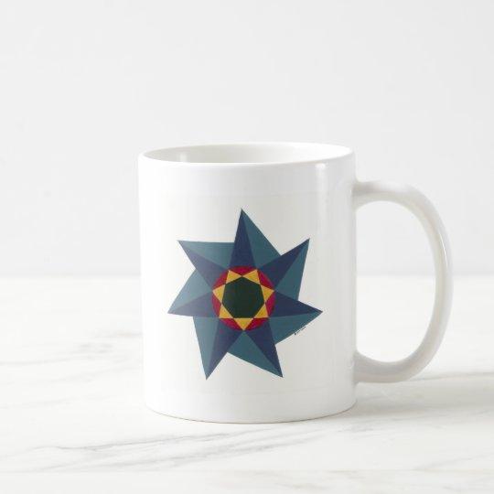 Sir Mark's Star Coffee Mug