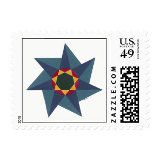 Sir Mark's Star Postage Stamps
