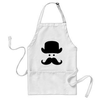 Sir Moustache Adult Apron