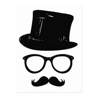 Sir Mustache Postal