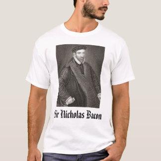 Sir Nicholas Bacon, Sir Nicholas Bacon T-Shirt
