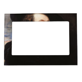 Sir Peter Paul Rubens - Portrait of the Artist Magnetic Frame