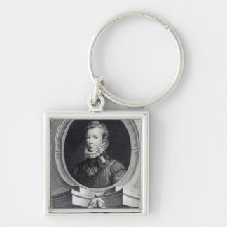 Sir Philip Sidney Keychain