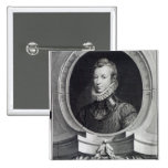Sir Philip Sidney Pinback Buttons
