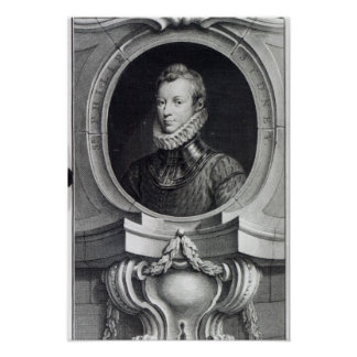 Sir Philip Sidney Póster