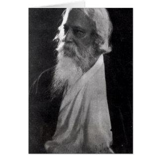 Sir Rabindranath Tagore Card