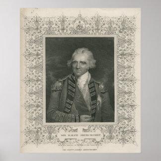 Sir Rafael Abercromby Impresiones