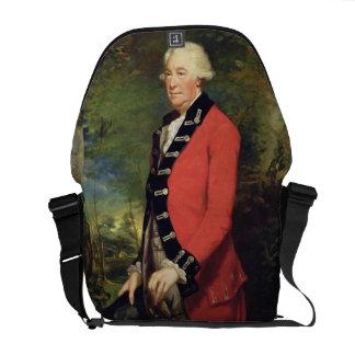 Sir Ralph Milbanke, 6th Baronet, in the Uniform of Messenger Bag