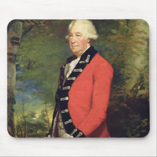 Sir Ralph Milbanke, 6th Baronet, in the Uniform of Mouse Pad