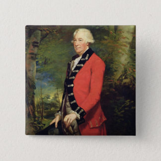 Sir Ralph Milbanke, 6th Baronet, in the Uniform of Pinback Button