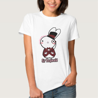 Sir Reginald Bunnykins Women Shirt Violet LeBeaux