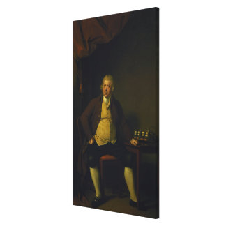 Sir Richard Arkwright, 1789-90 Canvas Print