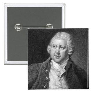 Sir Richard Arkwright Pin Cuadrado