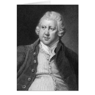 Sir Richard Arkwright Tarjeta De Felicitación