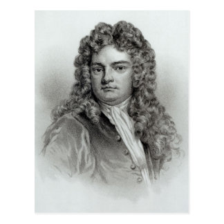 Sir Richard Steele Postcard