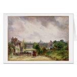 Sir Richard Steele's Cottage, Hampstead, c.1832 (o Card