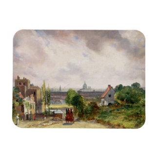 Sir Richard Steele's Cottage, Hampstead, c.1832 (o Magnet