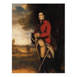 Sir Richard Worsley de Joshua Reynolds Tarjeta Postal