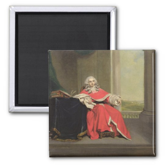 Sir Robert Chambers, c.1789 (oil on canvas) Magnet