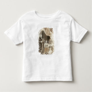 Sir Robert Peel Reading to Queen Victoria Toddler T-shirt