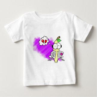 Sir Sad Banana Cartoon Image - Add your own text Baby T-Shirt