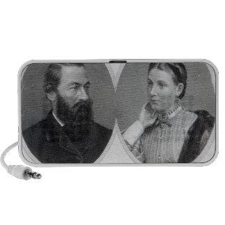 Sir Samuel y panadero de señora Florencia, 1866 PC Altavoces