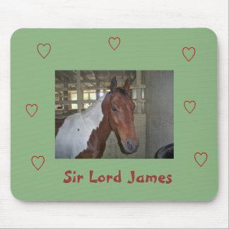 Sir señor James - Alfombrilla De Raton