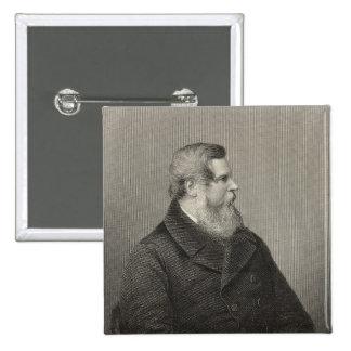 Sir Stafford Henry Northcote Pinback Button
