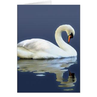 Sir Swan Greeting Cards