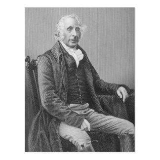 Sir Tatton Sykes Postcard