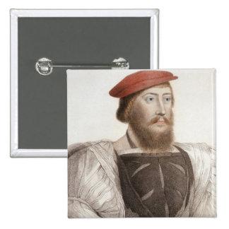Sir Thomas Boleyn (1477-1539) engraved by Francesc Button