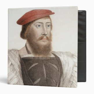 "Sir Thomas Boleyn (1477-1539) grabado por Francesc Carpeta 1 1/2"""