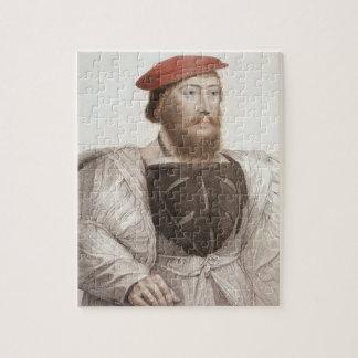 Sir Thomas Boleyn (1477-1539) grabado por Francesc Rompecabeza Con Fotos