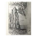 Sir Thomas Browne, 1645 Postcard