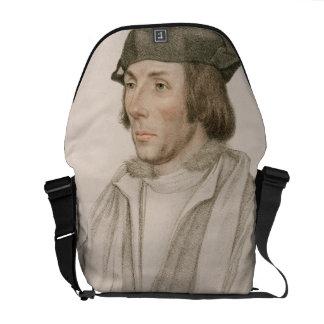 Sir Thomas Elyot (c.1490-1546) grabado por Frances Bolsas De Mensajería