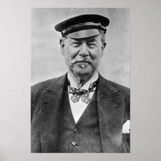 Sir Thomas Lipton Poster