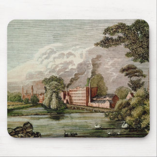 Sir Thomas Lombe's Silk Mill, Derby Mouse Pad