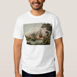 Sir Thomas Lombe's Silk Mill, Derby Shirt